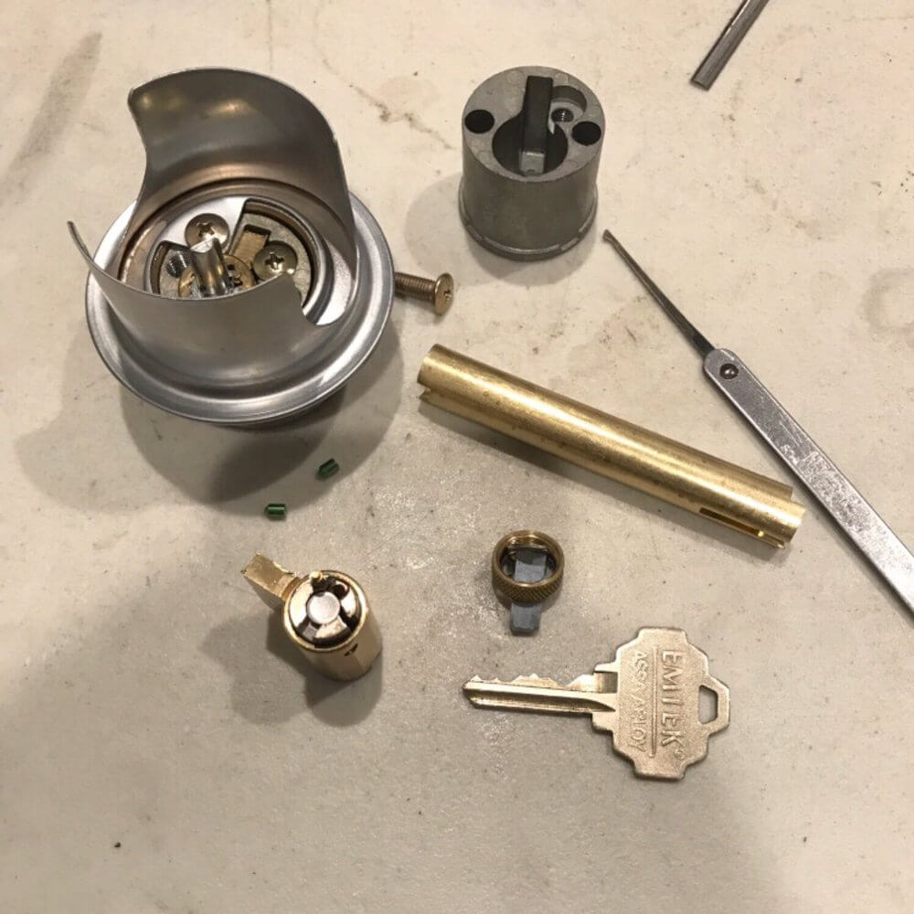 Lock Rekeying Services Norcross